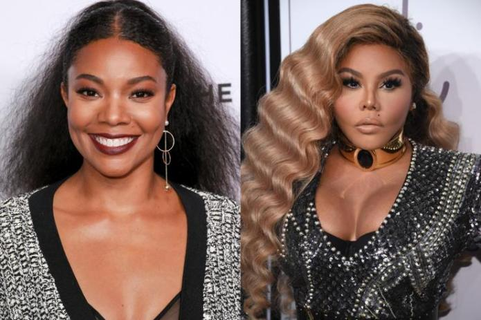Lil Kim Surprises Gabrielle Union During 90s-Themed Birthday