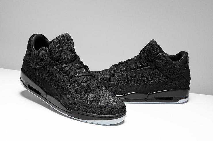 Air Jordan 3 Flyknit New Release Details Announced