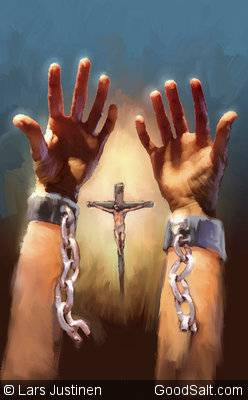 Set Free by the Cross
