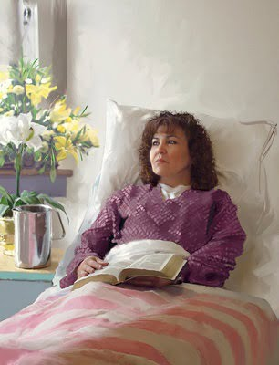 Woman Seeks Healing