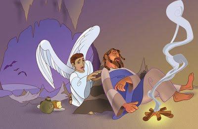 An Angel Helps