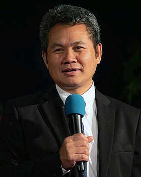 Pastor Jimmy Shwe