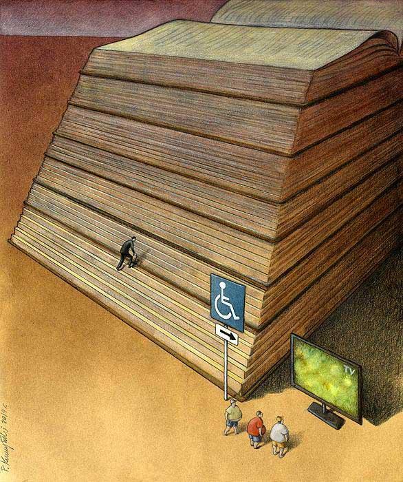 ¡Obedece, produco, consume! Y… sobretodo no pienses