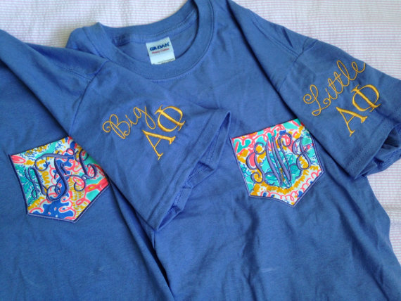 embroidered custom shirts