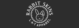 Rabbit Skins custom printed products