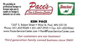 Paces web
