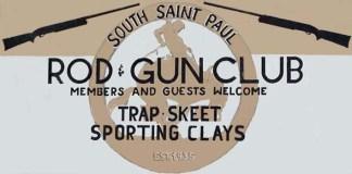 SSP Gun Club Logo - Rectangular