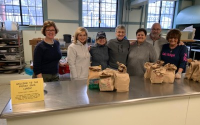 Friday Sack Lunch with St. Basil's Philanthropy