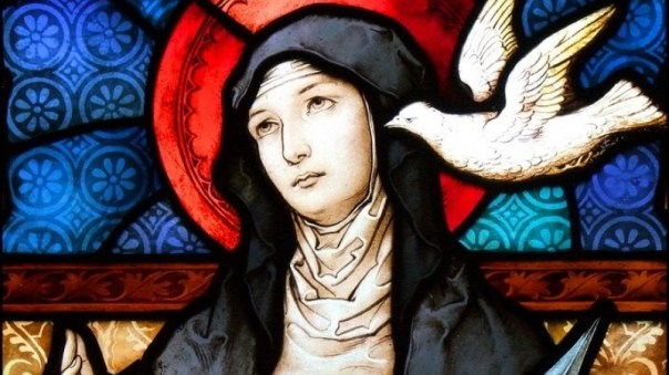 Image result for St. Teresa of Ávila