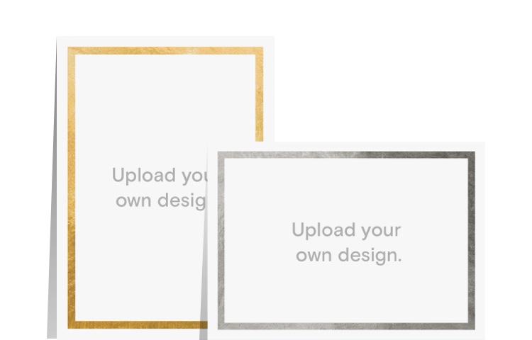 upload your own designs online