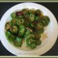 Ridge gourd/Peerkangai Thuvaiyal