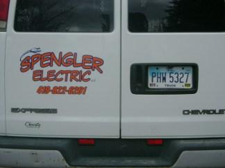 Logo Design & Van Graphics