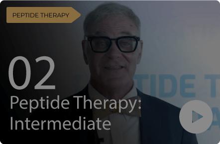 Peptide Therapy: Intermediate