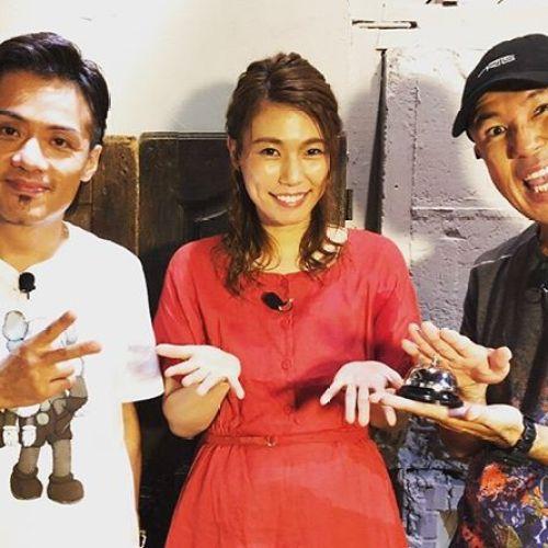 レペゼンLOCAL〜100年ソング〜略して、R-100。今回のゲストは#紺野ぶるま さん!!面白すぎた!ストーリーズ、ハイライトから見てみてください!#レペゼンlocal #東京電視#お笑い #お笑い芸人 #ラップ #クリフエッジjun #djmasterkey #ヒップホップ