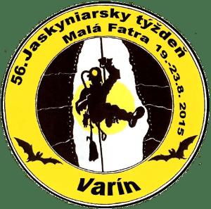 , 56. JT – Malá Fatra informačný obežník + registračný formulár, Slovenská speleologická spoločnosť