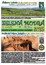 , Zelená Modrá 2015 / 27.-28.6.2015, Slovenská speleologická spoločnosť