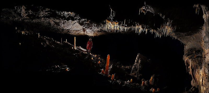 Jaskyna zlomisk- Vypomoc Pavel Prochazka, Michal Danko
