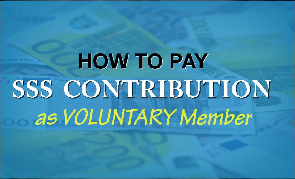 sss-contribution-voluntary-member
