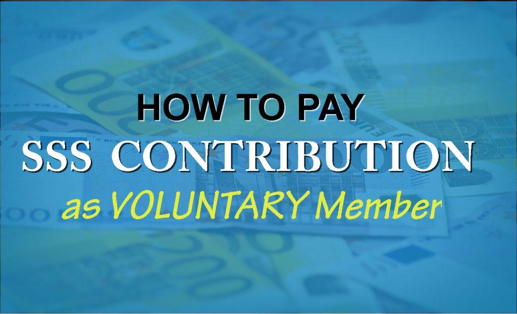 sss-contribution-voluntary-member