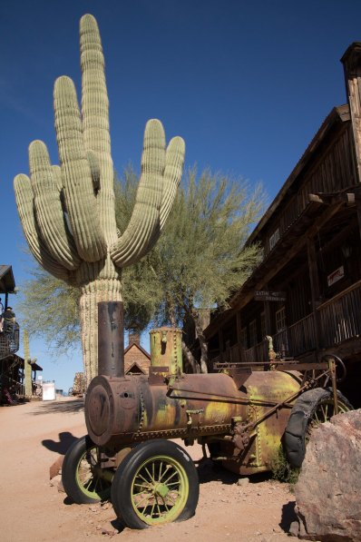 Goldfield Ghost Town, Apache Junction, Arizona