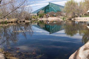 Albuquerque Botanic Garden, Albuquerque, New Mexico