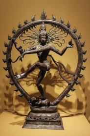 Shiva as the Lord of Dance (Nataraja), Anonymous.
