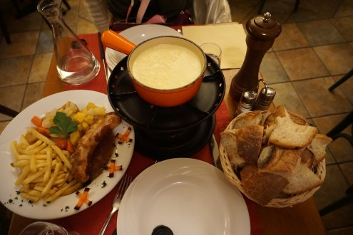 Fondue for two (: