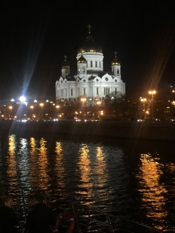 Cathedral of Christ the Savior -- tallest Orthodox church in the world (103m)