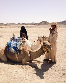 Hurhgada Desert