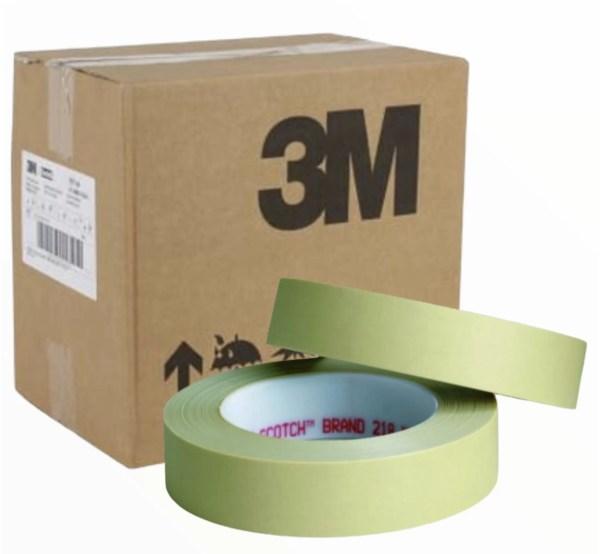 3M 218 Fine Line Tape 25MM x 55M - Box of 36 Rolls