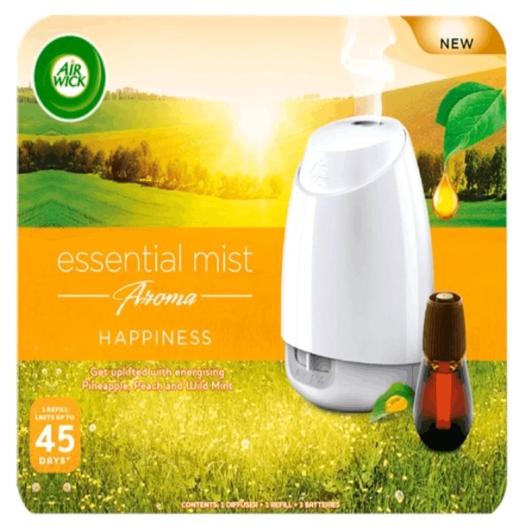 Airwick Essential Mist Happiness Refill