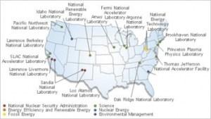 Dept of Energy laboratories