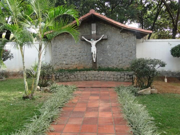 Cristo no Jardim do CFV