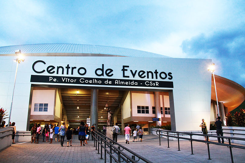 Centro de Eventos da Romaria Vicentina