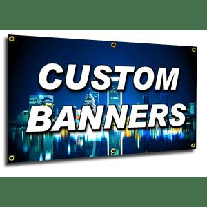 Bespoke Printed Banners