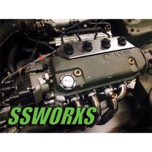 HONDA D-SERIES K-series COP Spark plug Cover