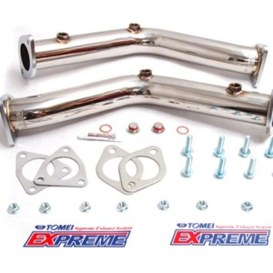 Tomei EXPREME Straight Front Pipe Piping Nissan 350Z