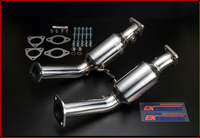Tomei Nissan VQ35DE METAL CATALYZER