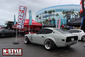 N-Style Customs Type 3 100MM Fender Flares