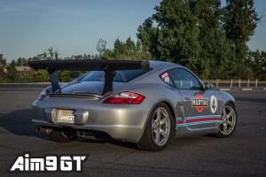 Aim9 GT Wing Porsche