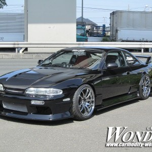 Wonder S14 Glare Zenki Body Kit