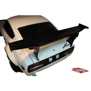 Aim9 Trunk Mount GT Stands Datsun 240zx