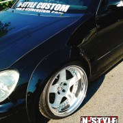 N-style custom aristo gs300 fender flare 3a