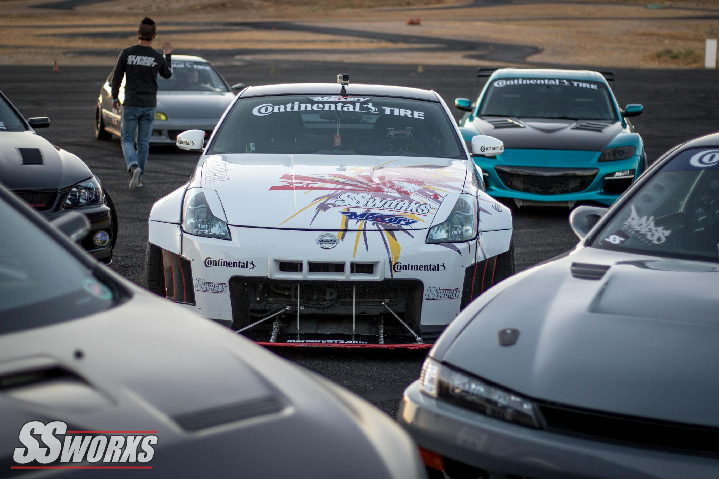 Super Street Continental Tire Show Car Shootout 2017