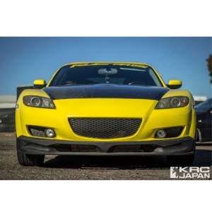 KRC Modified Mazda Rx-8 Front Lip