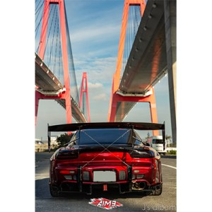Aim9 GT Back Chassis Mount Stands Mazda Rx-7