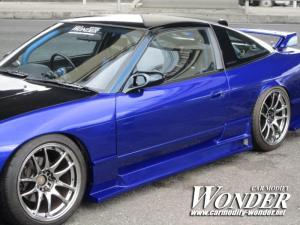 GLARE 180SX / 240SX SIDE SKIRTS