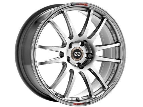 18x9.5 Enkei Kojin Wheels//Rims 5x114.3 Matte Silver 476-895-6515SP