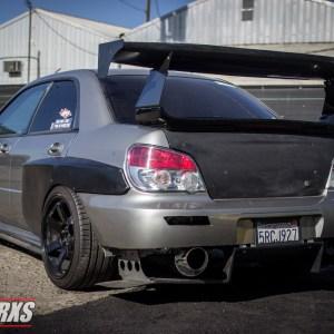 Subaru WRX / STI Rear Diffuser
