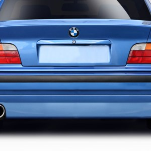 1992-1998 BMW 3 Series M3 E36 Duraflex C Spec Rear Lip - 1 Piece